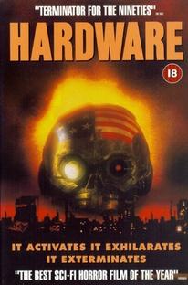 Hardware - O Destruidor do Futuro - Poster / Capa / Cartaz - Oficial 2