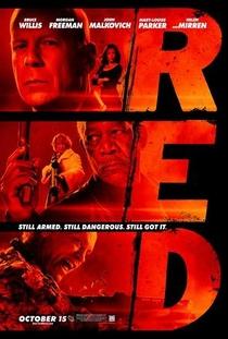 Red - Aposentados e Perigosos - Poster / Capa / Cartaz - Oficial 4