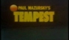 Paul Mazursky's Tempest 1982 TV Trailer
