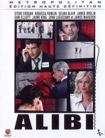 Álibi - Poster / Capa / Cartaz - Oficial 3