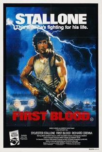 Rambo - Programado Para Matar - Poster / Capa / Cartaz - Oficial 1