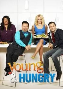 Young & Hungry (5ª Temporada) - Poster / Capa / Cartaz - Oficial 2