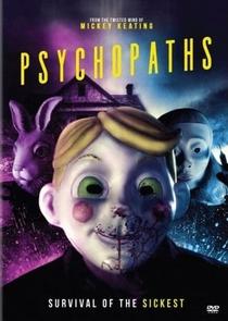 Psychopaths - Poster / Capa / Cartaz - Oficial 2
