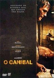 O Canibal - Poster / Capa / Cartaz - Oficial 2