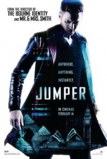 Jumper - Poster / Capa / Cartaz - Oficial 4