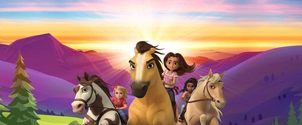 Spirit: O Indomável, animação da DreamWorks, ganha trailer oficial