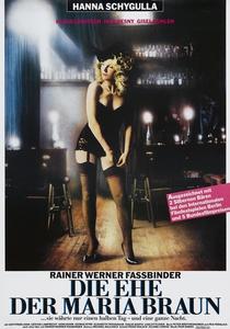 O Casamento de Maria Braun - Poster / Capa / Cartaz - Oficial 3