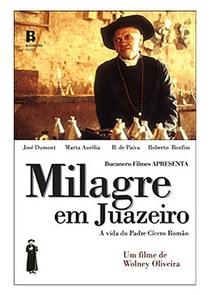 Milagre em Juazeiro - Poster / Capa / Cartaz - Oficial 1
