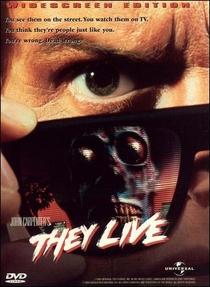 Eles Vivem - Poster / Capa / Cartaz - Oficial 7