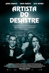 Artista do Desastre - Poster / Capa / Cartaz - Oficial 3