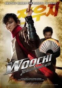 Woochi - Poster / Capa / Cartaz - Oficial 2