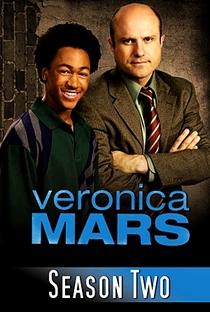 Veronica Mars: A Jovem Espiã (2ª Temporada) - Poster / Capa / Cartaz - Oficial 9