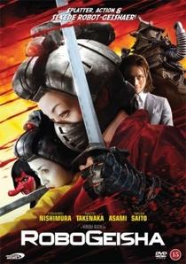 RoboGeisha - Poster / Capa / Cartaz - Oficial 7