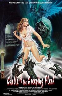 Castle of the Creeping Flesh - Poster / Capa / Cartaz - Oficial 1