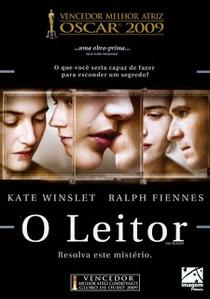 O Leitor - Poster / Capa / Cartaz - Oficial 5