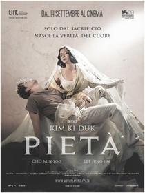 Pietá - Poster / Capa / Cartaz - Oficial 8