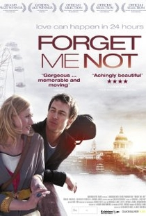 Forget Me Not - Poster / Capa / Cartaz - Oficial 1