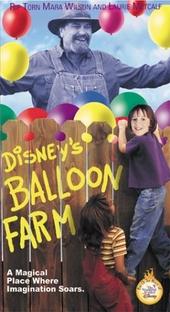 A Fazenda dos Balões - Poster / Capa / Cartaz - Oficial 1