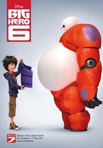 Operação Big Hero - Poster / Capa / Cartaz - Oficial 3