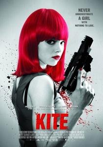 Kite: Anjo da Vingança - Poster / Capa / Cartaz - Oficial 1