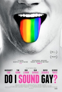 Do I Sound Gay? - Poster / Capa / Cartaz - Oficial 1
