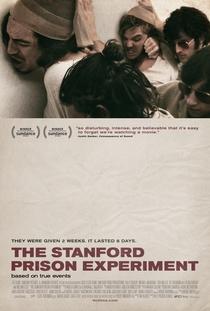 O Experimento de Aprisionamento de Stanford - Poster / Capa / Cartaz - Oficial 1