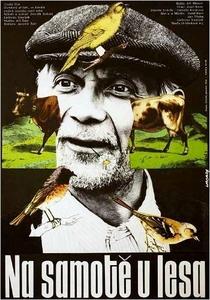 Na samote u lesa - Poster / Capa / Cartaz - Oficial 1