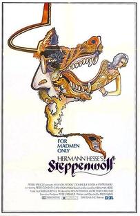 O Lobo da Estepe - Poster / Capa / Cartaz - Oficial 1