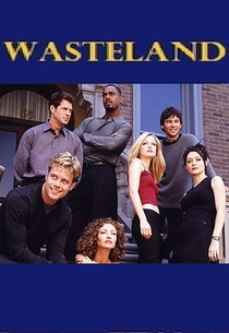 Wasteland (1ª Temporada) - Poster / Capa / Cartaz - Oficial 1