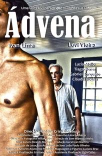 Ádvena - Poster / Capa / Cartaz - Oficial 1