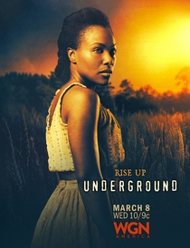 Underground (2ª Temporada) - Poster / Capa / Cartaz - Oficial 4