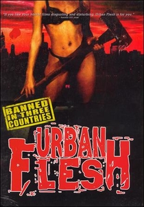 Urban Flesh - Poster / Capa / Cartaz - Oficial 1