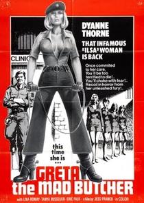 Ilsa - The Wicked Warden - Poster / Capa / Cartaz - Oficial 5