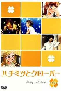 Honey & Clover (1ª Temporada) - Poster / Capa / Cartaz - Oficial 21