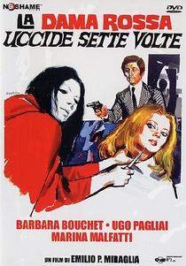 A Rainha Vermelha Mata Sete Vezes - Poster / Capa / Cartaz - Oficial 2