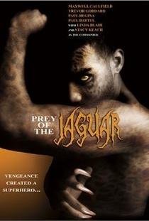 A Vingança do Jaguar - Poster / Capa / Cartaz - Oficial 1