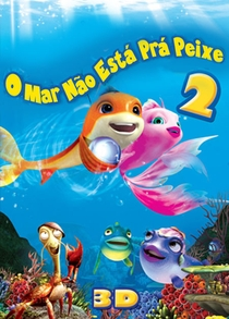 O Mar Não Está Prá Peixe: Tubarões à Vista! - Poster / Capa / Cartaz - Oficial 2