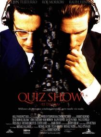 Quiz Show - A Verdade dos Bastidores - Poster / Capa / Cartaz - Oficial 3