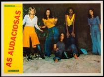 As Audaciosas - Poster / Capa / Cartaz - Oficial 1