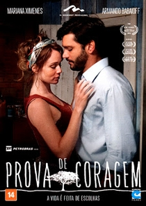 Prova de Coragem  - Poster / Capa / Cartaz - Oficial 2