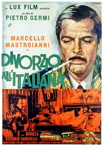 Divórcio à Italiana - Poster / Capa / Cartaz - Oficial 6