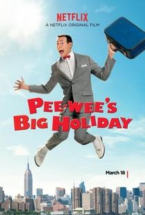 Pee-wee's Big Holiday - Poster / Capa / Cartaz - Oficial 1