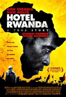 Hotel Ruanda - Poster / Capa / Cartaz - Oficial 1