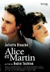Alice e Martin - Poster / Capa / Cartaz - Oficial 1