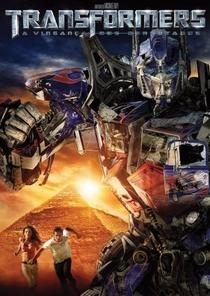 Transformers: A Vingança dos Derrotados - Poster / Capa / Cartaz - Oficial 2