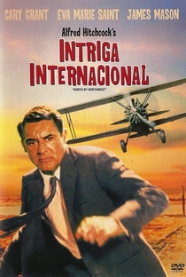 Intriga Internacional - Poster / Capa / Cartaz - Oficial 5