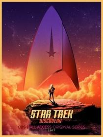 Star Trek: Discovery (1ª Temporada) - Poster / Capa / Cartaz - Oficial 2