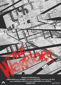 Warriors - Os Selvagens da Noite - Poster / Capa / Cartaz - Oficial 3