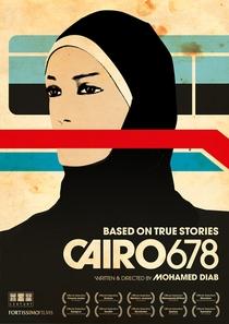 Cairo 678 - Poster / Capa / Cartaz - Oficial 2
