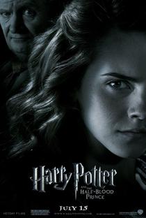 Harry Potter e o Enigma do Príncipe - Poster / Capa / Cartaz - Oficial 23